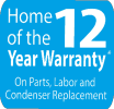 Batchelor's Service is home to the Dainkin 12 year warranty. Contact us to find out more!